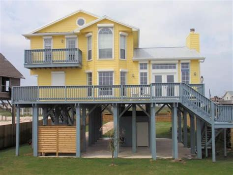 houses in galveston tx surfside no worries house vacation rentals