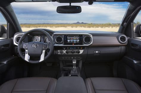 toyota 4runner 2016 interior 2016 toyota tacoma is it all new w everything video