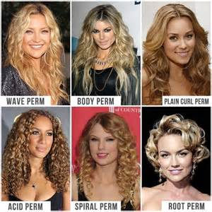 root perm before and after perm plain curl perm acid