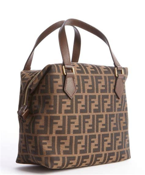 Fendi Mesh Satchel by Fendi Zucca Mesh Handle Bag Fendi Bags Outlet