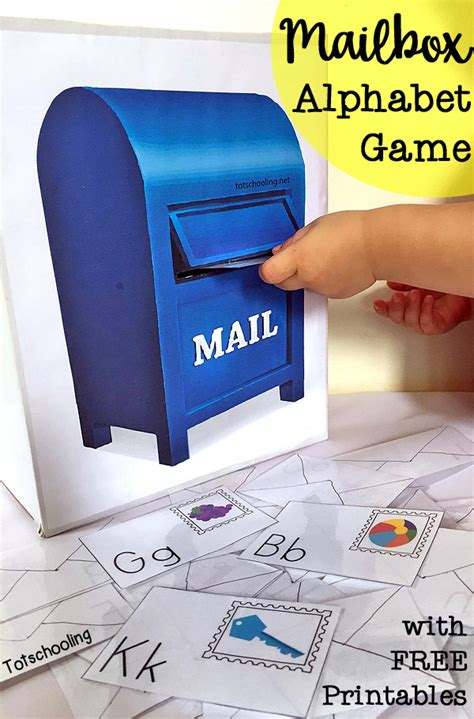 Can I Mail At The Post Office by Community Helper Series Postman Printables And Crafts