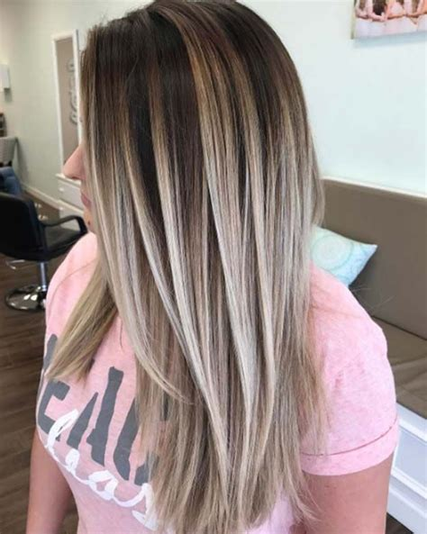t section highlights for dark hair 17 of 2017 s best brown blonde highlights ideas on