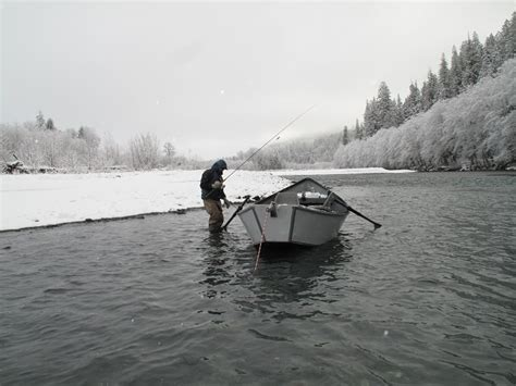 should i buy a drift boat the versatile drift boat the outdoor line blog