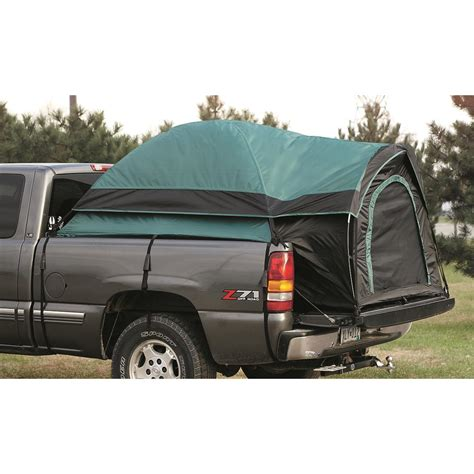 tents for truck beds guide gear compact truck tent 175422 truck tents at