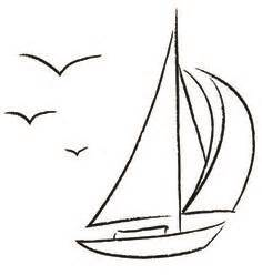 Sailboat Outline by 1000 Ideas About Bird Outline On Bird Template Bird Silhouette And Bird Patterns