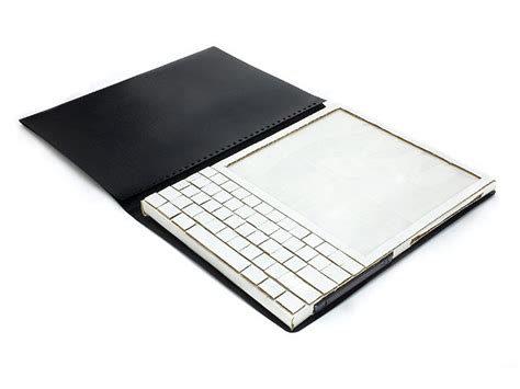 Dimensions by Model Of The Dynabook Dynamic Book Replica By Alan Kay