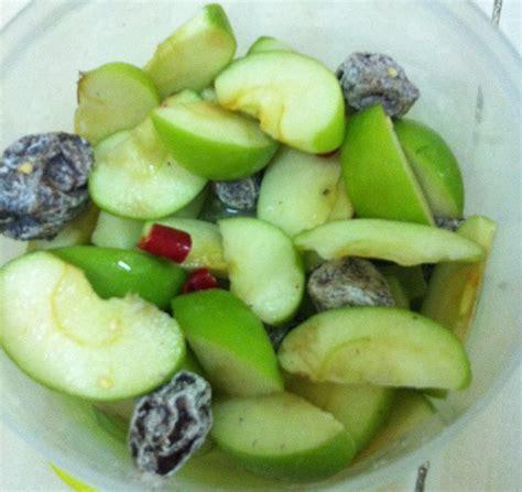 membuat manisan mangga asam amanina vitashop pengedar shaklee kl selangor resipi