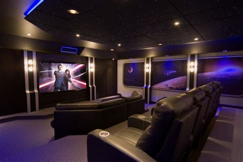 10 out of this world rooms any sci fi fan would