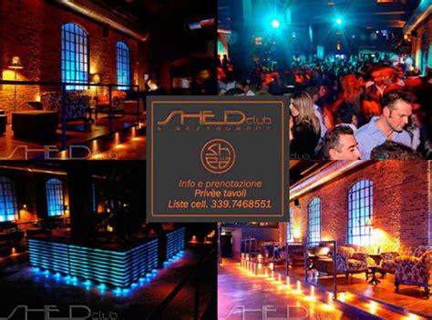 The Shed Club by Shed Club Discoteca Ristorante Shedclub