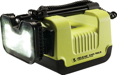 pelican remote lighting system 9455 remote area light rals led standard pelican
