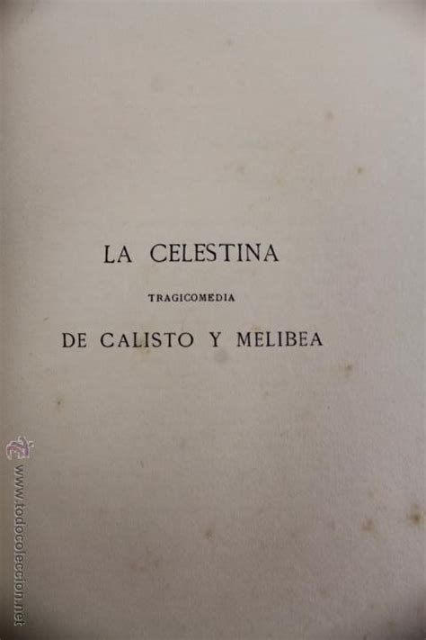 la celestina clasicos y 8472941280 l 2512 la celestina fernando de rojas clasic comprar libros antiguos cl 225 sicos en