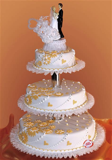 Hochzeitstorte 2 Etagen by Hochzeit