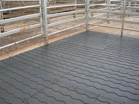 rubber matting for cattle surefoot 174 matsurefoot mat for