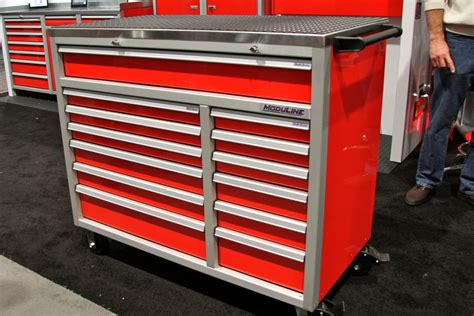 Cabinet Boxes sema 2014 moduline s stand alone tool boxes complement