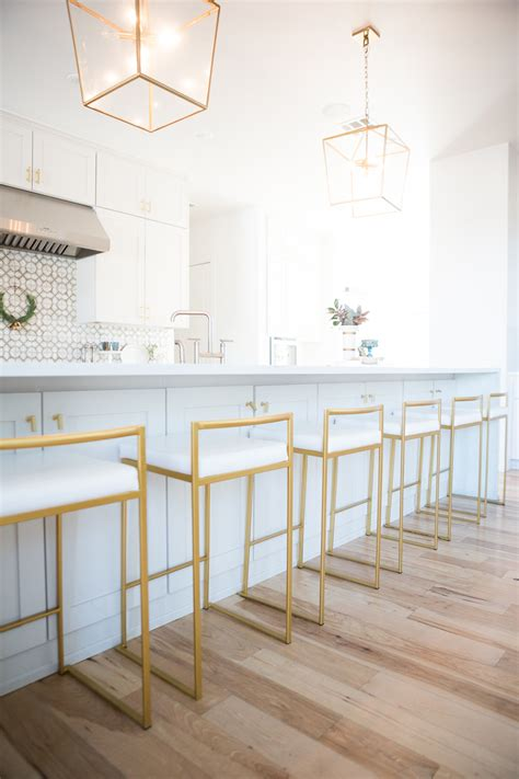 home design gold 10 affordable gold bar stools for home design cc and mike lifestyle and design