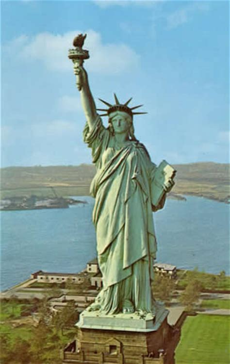 statue of liberty copper color education statue of liberty reclothing the of