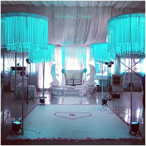 Christian Wedding Reception Decorations by Wedding Decor Traditional And White Wedding Ideas