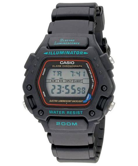 Casio Diver Mdv 100 Original casio dw 290 1v mission impossible diving 200m