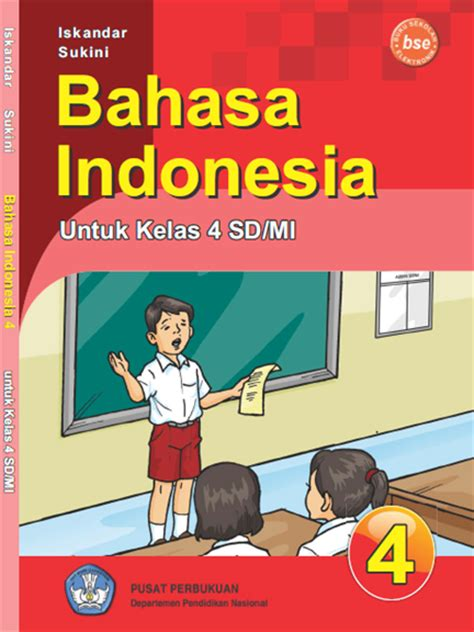 Ktsp Buku Kerja Tematik Bahasa Indonesia Sd Kelas 1 Hilda Erlangga buku ktsp kelas 4 sd materi pelajaran sd