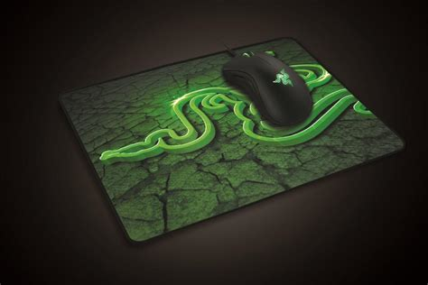 Mouse Razer Goliathus razer goliathus edition review gaming nexus