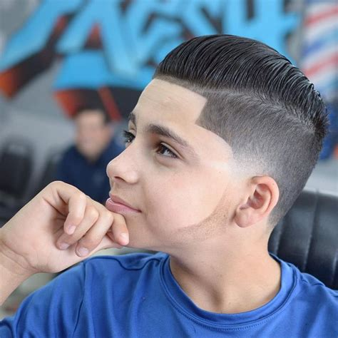 teen guys combover comb over slicked back teenage boy haircut pinterest