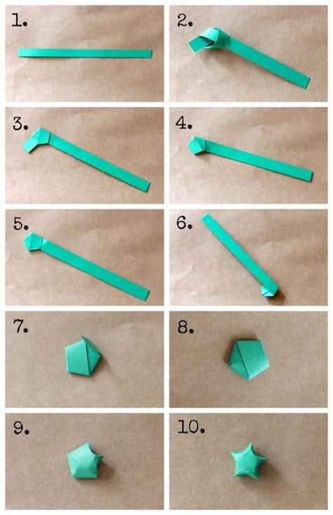 tutorial kertas origami bintang yuk bikin hiasan bintang cantik dari kertas gt do it