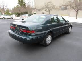 1998 Toyota Camry Le 1998 Toyota Camry Pictures Cargurus