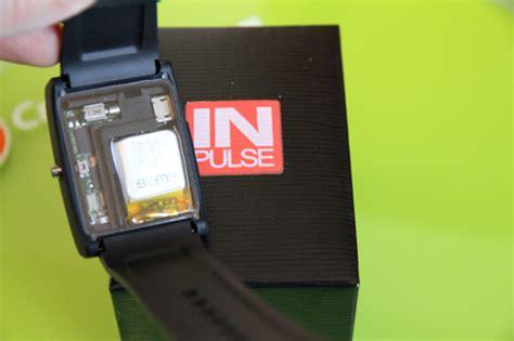 Smartwatch Blackberry allerta inpulse bluetooth smartwatch