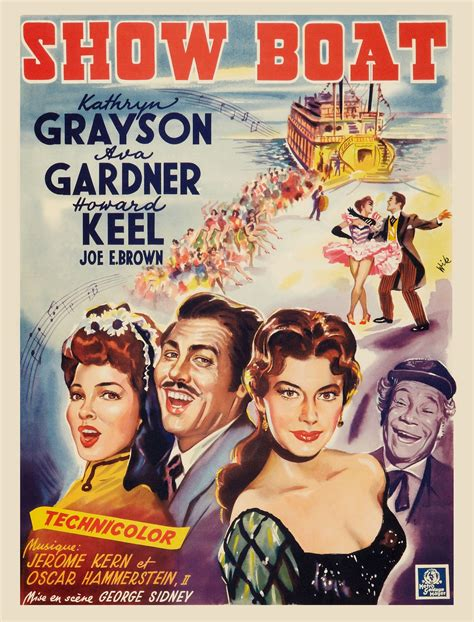 show boat 1951 show boat 1951