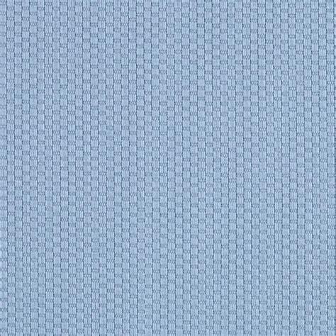 Yarn Curtains Cotton Pique Light Blue Discount Designer Fabric