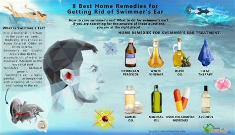 8 best home remedies for getting rid of swimmer s ear