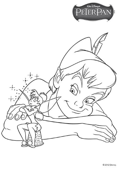 128 dessins de coloriage peter pan 224 imprimer