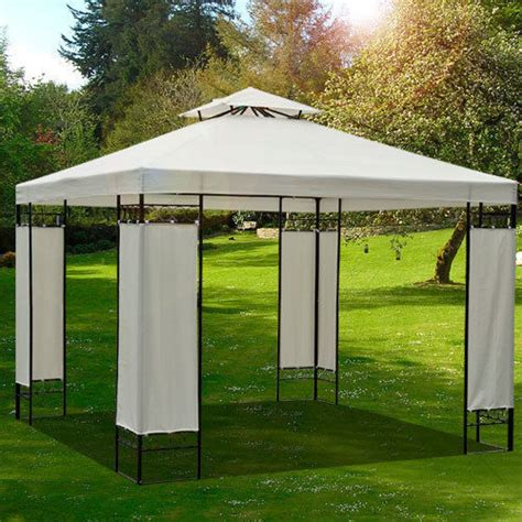 gazebo cover 3m x 3m replacement gazebo canopy roof top cover spare