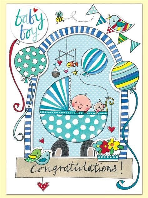Baby Birthday Card Design 1000 Ideas About Congratulations Greetings On Pinterest