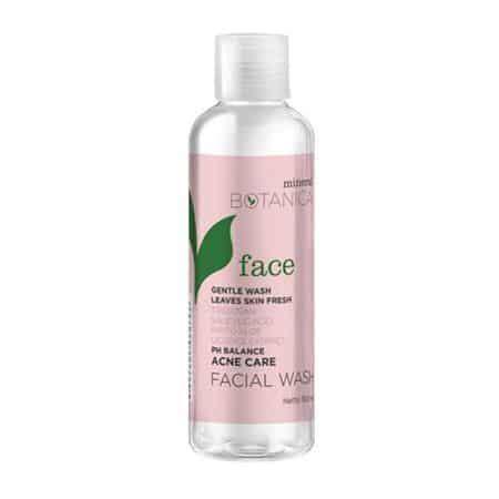 Harga Mineral Botanica Acne Care 10 merk sabun muka penghilang komedo yang bagus