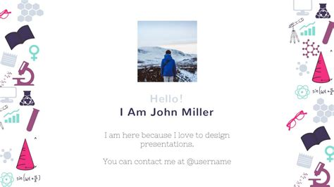 Free Powerpoint Templates On Science Gallery Powerpoint Science Ppt Template Free
