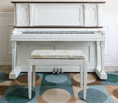 diy piano bench plans how to reupholster a piano bench u create