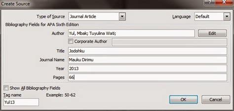 dokumen thesis adalah belajar baca tulis membuat citation dan daftar pustaka