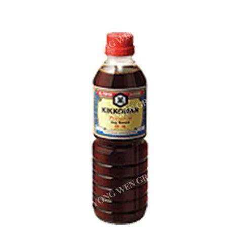 Kikkoman Premium Soy Sauce kikkoman brands yong wen