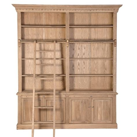 Weathered Bookcase weathered oak library bookcase from sweetpea willow bookcases shopping