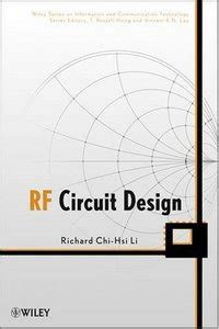 cmos circuit design layout and simulation solution manual pdf rf circuit design