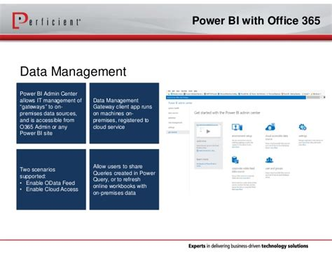 power bi for office 365 using sharepoint to deliver self