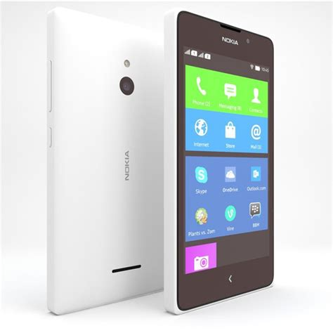 Hp Nokia X Xl nokia xl phonesdata
