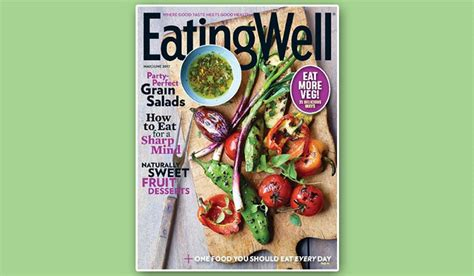 Eating Well Magazine Sweepstakes - free eatingwell magazine subscription us only
