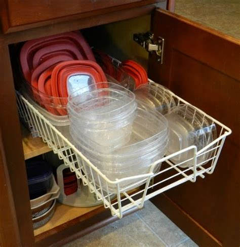 Closetmaid 14 Inch Cabinet Organizer Anyone Can Decorate Organizing The Kitchen