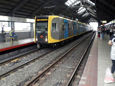 Light Rail System by Manila Light Rail Transit System Line 1