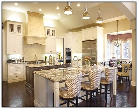 Kitchen Islands With Sink And Seating Kitchen Island With Sink And Dishwasher And Seating Home