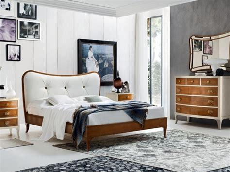 letto imbottito classico letto classico con giroletto imbottito le mimose di le