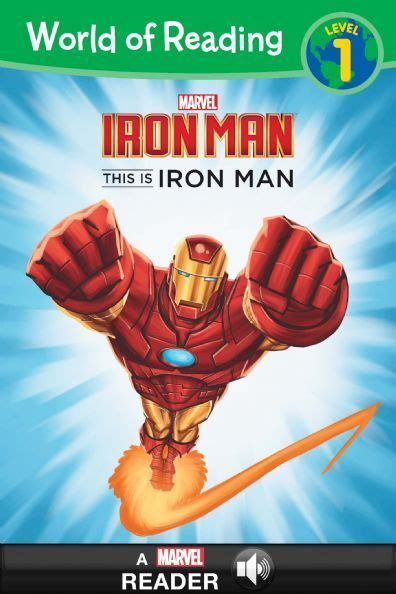 world of reading this is iron man review ironman world of reading iron man this is iron man disney books disney publishing worldwide