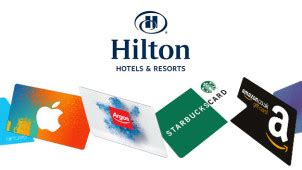Hton Inn Gift Card - hilton hotels discount codes promo codes free 163 20 gift card